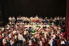 """Premio per l'orchestra della """"Riccardo Monterisi"""" a Orsogna"""