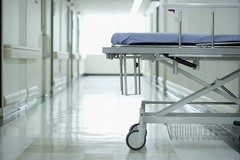 Coronavirus, sette ricoveri in ospedale a Bisceglie
