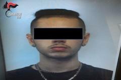 Ha 22 anni l'individuo fermato con l'accusa di aver sparato al Comandante della Tenenza