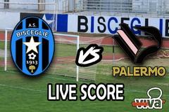 Bisceglie-Palermo 2-1, il live score