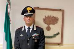 Paolo Petruccelli nuovo comandante della Tenenza dei Carabinieri