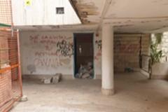 Parco Unità d'Italia, sopralluogo di Spina e Napoletano: «Degrado e pericolo»