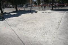 """L'amministrazione interviene sulla pavimentazione di piazza """"Vittorio Emanuele II"""""""