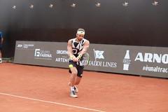 Pellegrino cede in finale al Challenger di Napoli