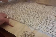 Ritrovata a Parigi pergamena trafugata dalla Cattedrale di Bisceglie