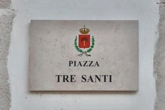 Concorso di arti visive, premiazione in piazza Tre Santi