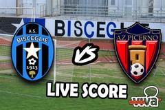 Bisceglie-Picerno 1-1, il live score