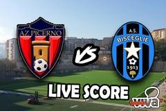 Picerno-Bisceglie 1-0, il live score