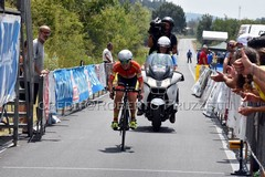 Ciclismo, Federica Piergiovanni campionessa regionale a cronometro
