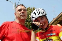 Prima vittoria per Federica Piergiovanni con il team INPA - San Vincenzo