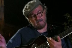 Pino La Rossa illumina le Vecchie Segherie col suo blues made in Italy