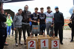 Ciclocross spettacolo a Corato con Ettore Loconsolo