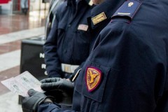 21enne arrestato per droga dalla Polizia sul treno diretto a Bisceglie