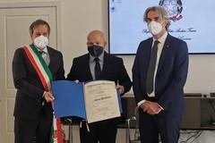 Le congratulazioni di Confcommercio Bisceglie a Mauro Portoso, nominato Cavaliere della Repubblica