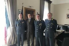 Incontro tra il Prefetto Sensi e il Comandante regionale della Gdf Augelli