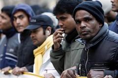 La Caritas di Bisceglie accoglie profughi eritrei
