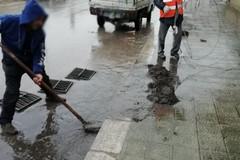 Natale Parisi: «Condutture di fogna bianca ostruite a Carrara Reddito»