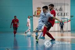 Futsal Bisceglie, ultimo atto di stagione regolare a Barletta