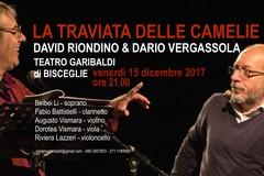Dario Vergassola e David Riondino al Teatro Garibaldi: grande attesa per La Traviata delle camelie