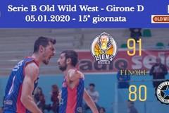 Highlights Lions Bisceglie-Stella Azzurra Roma