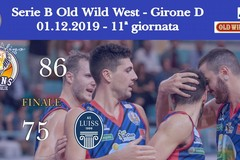 Highlights Lions Bisceglie-Luiss Roma