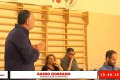 Consiglio comunale, Rossano Sasso si dichiara indipendente