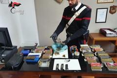 73enne bloccato dai Carabinieri sulla Ruvo-Bisceglie con un revolver nell'auto