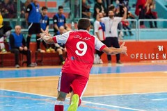Diaz straripante: sei gol al Futsal Andria