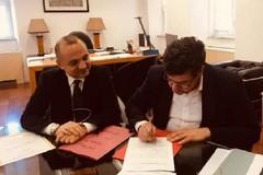 Sergio Silvestris firma la candidatura per le elezioni europee