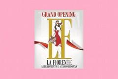 La Fiorente apre in via Aldo Moro il nuovo punto vendita abbigliamento e accessori donna