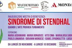 Mostra di beneficenza della sindrome di Stendhal
