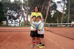 """Fit Junior program"", protagonisti i piccoli tennisti dello Sporting club"