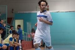 Il Futsal Bisceglie conferma il giovanissimo Stefano Favuzzi