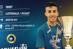 Il 21enne Pellegrino primo volto nuovo del Futsal Bisceglie