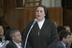 Suor Marialisa, una biscegliese da Papa Francesco per la veglia di preparazione alla Gmg