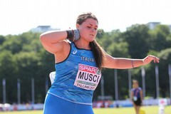 Europei Under 20, decimo posto per Anna Musci nella finale del peso