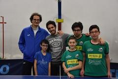 Tennis Tavolo Dolmen, weekend agrodolce