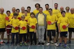 Tennis Tavolo Dolmen ammesso al campionato di Serie D1
