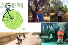 """A Bisceglie arriva """"The Green Wire"""": tre ciclisti, una troupe e 1000 km a caccia di biologico"""