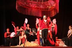 """""""Il Fantasma dell'Opera"""": la prova che la compagnia Fagipamafra ci mette l'anima"""
