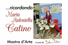 Una mostra in memoria di Maria Antonietta Catino