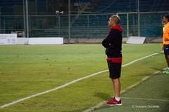 Bisceglie-Foggia, Zavettieri: «Ho chiesto ai ragazzi di osare e di giocare»