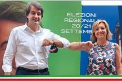Raffaele Fitto a Bisceglie per la presentazione ufficiale della candidatura di Tonia Spina