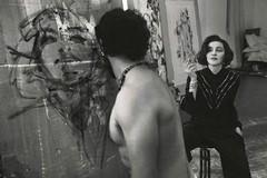 Madonna modella d'eccezione per il biscegliese Tony Cassanelli