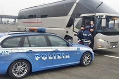 """""""Truck & bus"""", campagna europea congiunta con la partecipazione della Polizia"""