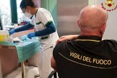 Via alla campagna vaccinale anti-Covid per i Vigili del Fuoco della Bat