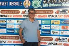 Alpha Pharma, Valerio Lonoce nuovo dirigente responsabile del settore giovanile