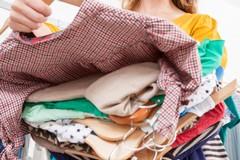 Servizio gratuito di ritiro a domicilio degli indumenti usati