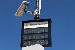 Installato il sistema di monitoraggio del transito in via La Spiaggia