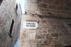 Una storia dimenticata: via Tevere (già via Giudea) e la presenza ebraica a Bisceglie. Un appello alla riscoperta